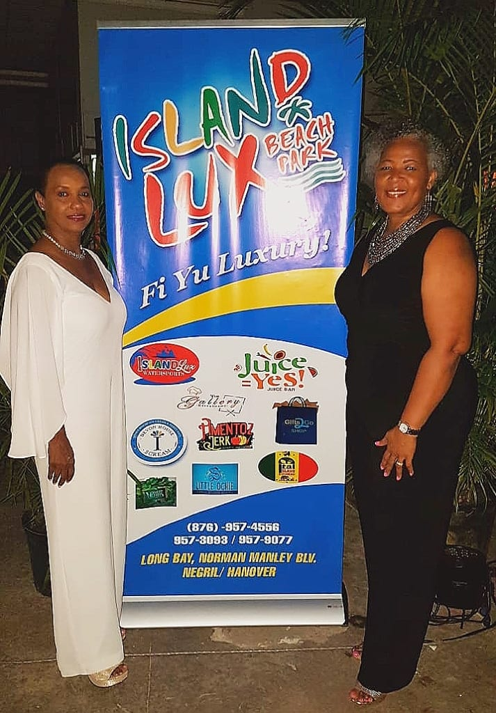 islandlux and jcdc representatives